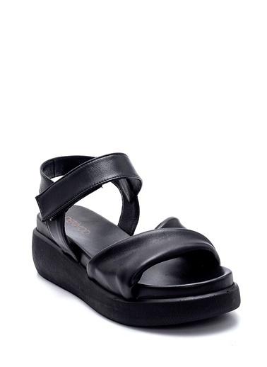 Derimod Kadın Sandalet (Lb-4321) Casual Siyah